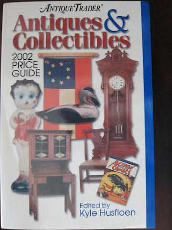 Antique Trader Antiques & Collectibles 2002 Price Guide