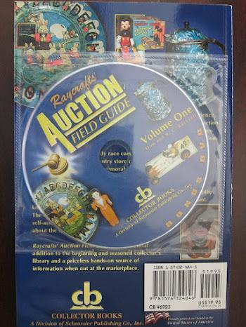 Raycraft's Auction Field Guide Volume One (With CD)