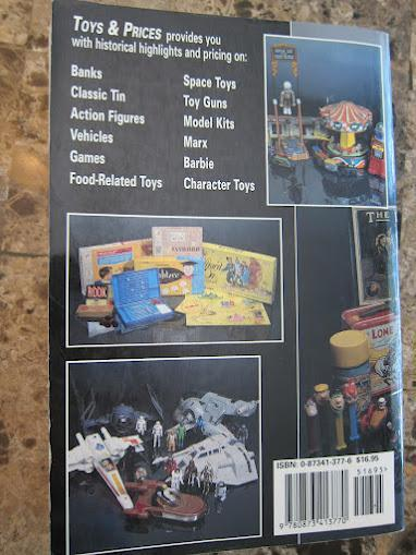 Toys & Prices From the Publishers of Toy Shop (third edition)
