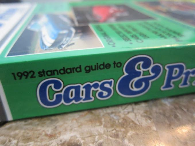 Standard Guide to Cars & Prices (4th edition)