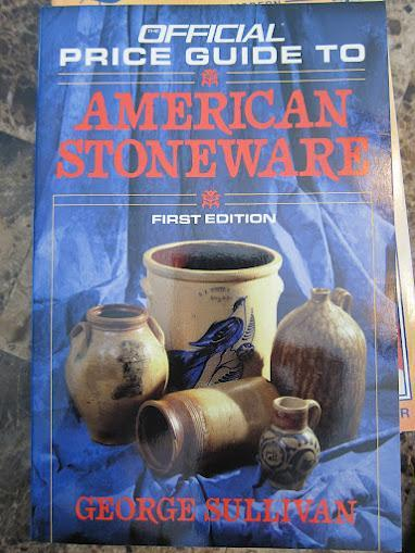 The Official Price Guide to American Stoneware (first edition)