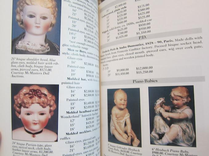 Doll Values: Antique to Modern (first edition)
