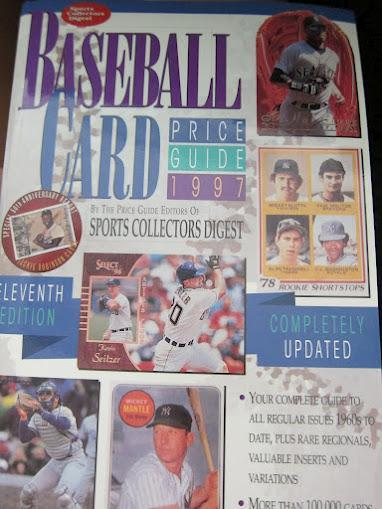 Baseball Card Price Guide 11th Edition