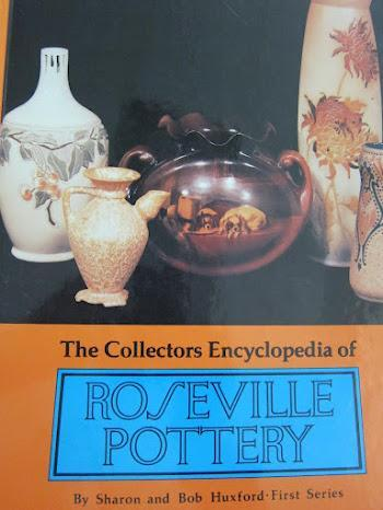 The Collector's Encyclopedia of Roseville Pottery (First Series)