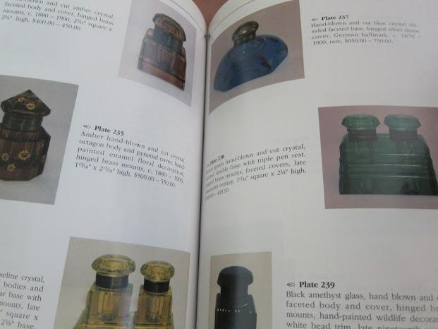 Collector's Guide to Inkwells: Identification and Values