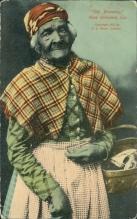 Vintage postcard, Ole Mammy, New Orleans, F.L. Howe, 1901