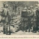 Vintage postcard, German military, WW1, Imberg & Lefson, Berlin