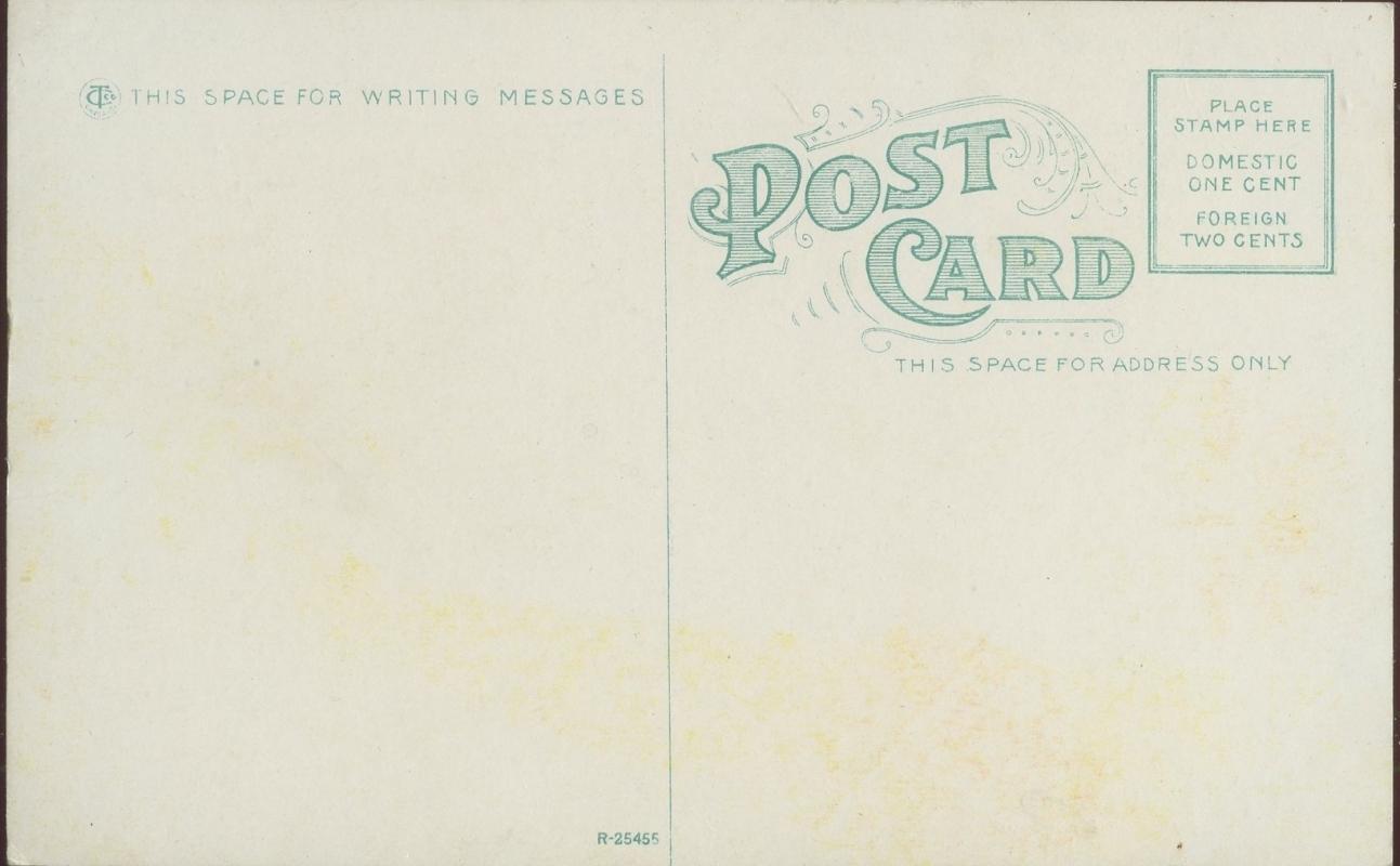 Harriet Beecher Stow House Brunswick ME Postcard
