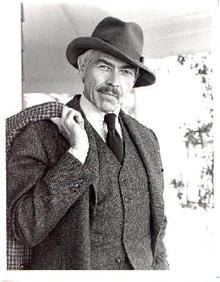 JAMES COBURN - CBS 1978 PRESS RELEASE PHOTO