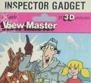 GO GO GADGET!! - INSPECTOR GADGET  -  3 REEL VIEWMASTER SET