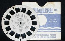 ROY ROGERS - KING OF THE COWBOYS - VIEWMASTER REEL
