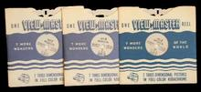 MISSOURI  - 3 VIEWMASTER REELS
