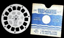 INAUGURATION OF PRESIDENT DWIGHT EISENHOWER - VIEWMASTER REEL