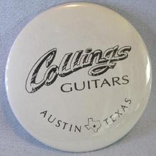 COLLING'S GUITARS - COLLECTIBLE BUTTON