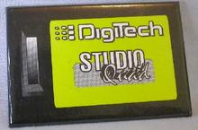 COLLECTIBLE BADGE - DIGITECH EFFECTS PROCESSOR