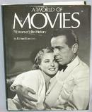 BOOK - A WORLD OF MOVIES  - 70 YEARS OF FILM HISTORY