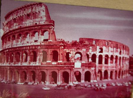 VINTAGE SOUVENIR SLIDES FROM ITALY