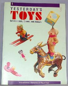 ELMER'S PRICE GUIDE TO TOYS - VOL  1