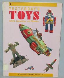 ELMER'S PRICE GUIDE TO TOYS - VOL  3