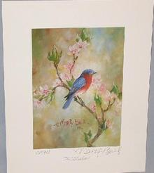 LIMITED EDITION - MARTY BELL ART PRINT