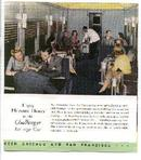 1940s Southern Pacific Train  Brochure