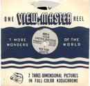 THREE VIEWMASTER REELS OF THE UNITED NATIONS