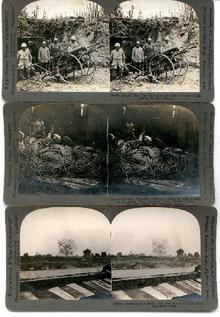 3 - STEREO VIEWS OF WORLD WAR I