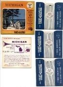 MICHIGAN - 3 REEL VIEWMASTER SET
