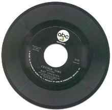 RAY CHARLES - ORIGINAL 45 RPM RECORD