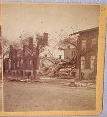 DISASTER STEREOVIEW -