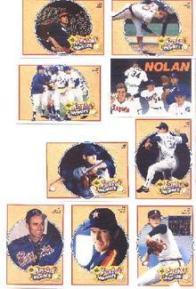 UPPER DECK - NOLAN RYAN BASEBALL CARDS
