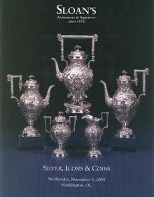 2000 SLOAN'S - SILVER, ICONS, & COINS