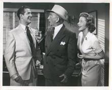 VINTAGE TELEVISION - BOB CUMMINGS PHOTO