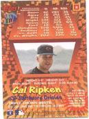 TOPPS 3D - CAL RIPKIN BASEBALL CARD