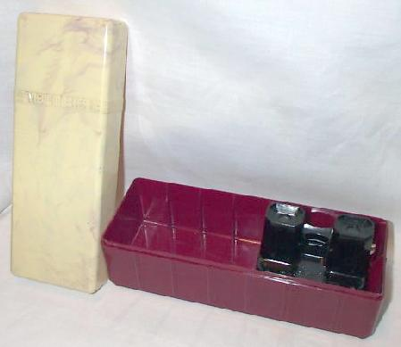 VIEWMASTER LIBRARY BOX WITH VIEWER