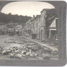 STEREOVIEW  -  GREAT WORLD WAR I