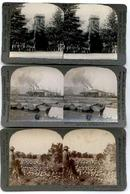 SET OF 3 STEREO VIEWS