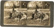 THE LITTLE PLAYMATES - STEREOVIEW