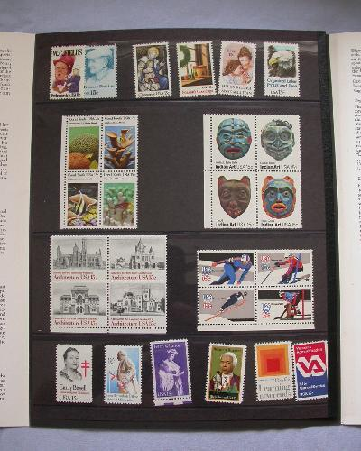 1980 USPS SOUVENIR  MINT SET