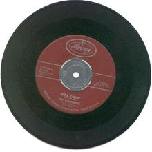 THE DIAMONDS - OLDIE BUT GOODIE 45 RPM RECORD