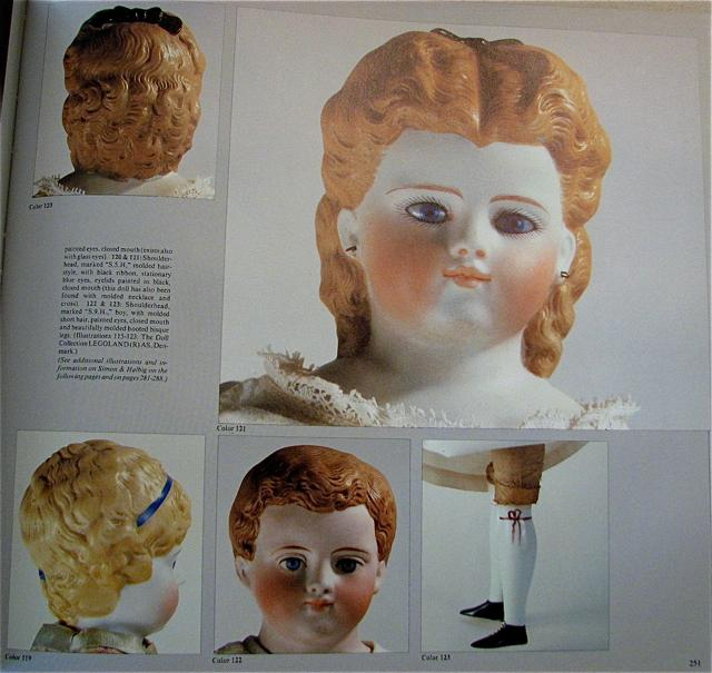 GERMAN DOLL ENCYCLOPEDIA - 1800-1939