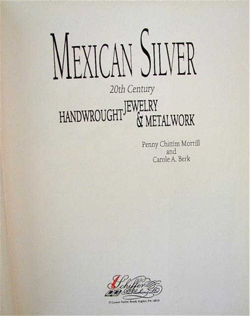 MEXICAN SILVER - 20th CENTURY JEWELRY