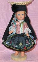 LOVELY DOLL FROM PORTUGAL