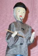 PAIR OF DOLLS FROM CHINA