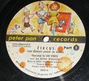 VINTAGE CHILDREN'S RECORD - CIRCUS