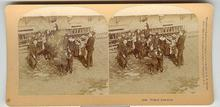 CHILD STEREOVIEW -  YOUNG AMERICA