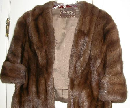 BEAUTIFUL VINTAGE MINK STOLE