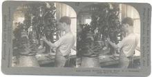 OCCUPATIONAL STEREOVIEW   -  SHAPING SHOES IN MASSACHUSETTS