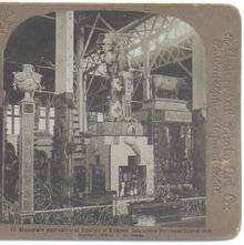 STEREOVIEW -  AGRICULTURAL EXHIBIT - LOUISIANA PURCHASE EXPO