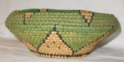 VINTAGE MEXICAN BASKET